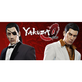 Yakuza 0 (EU Steam - Instant delivery)