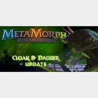 MetaMorph: Dungeon Creatures (PC Steam - Instant delivery)