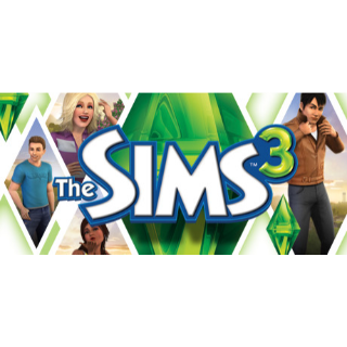 The Sims 3 (Origin GLOBAL - Instant delivery)