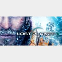 Lost Planet 3 (EU PC Steam - Instant delivery)