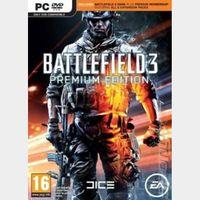 Battlefield 3: Premium Edition (Instant delivery)