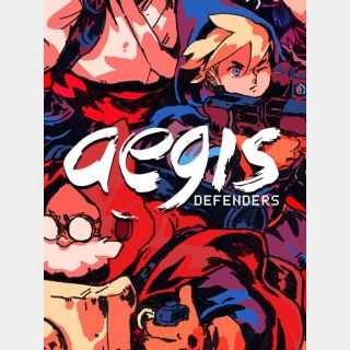 Aegis Defenders (Instant delivery)