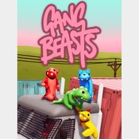 Gang Beasts (Instant delivery)