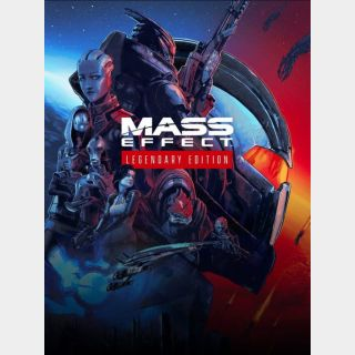 Mass Effect Legendary Edition (Fast delivery)