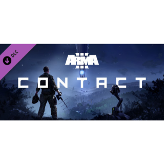 Arma 3 Contact DLC (Steam - Instant delivery)
