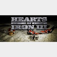 Hearts of Iron III (Instant delivery)