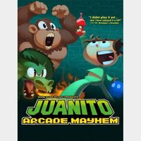 Juanito Arcade Mayhem (Instant delivery)