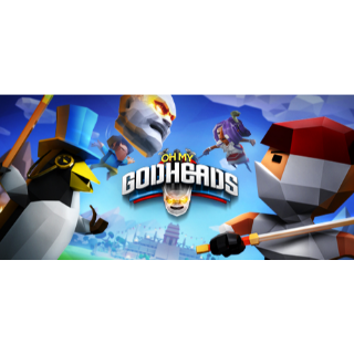 Oh My Godheads (Steam - Instant delivery)