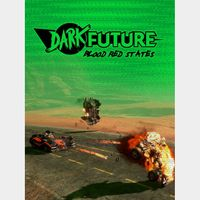 Dark Future: Blood Red States (Instant delivery)