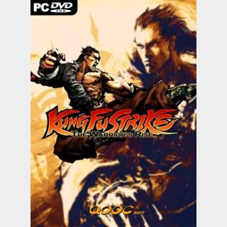 Kung Fu Strike: The Warrior's Rise (Instant delivery)