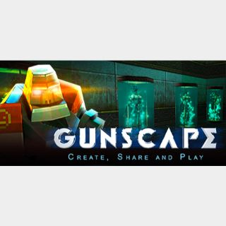 Gunscape (Instant delivery)