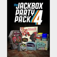 The Jackbox Party Pack 4 (Instant delivery)