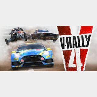 V-Rally 4 (Instant delivery)