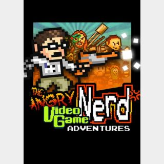 Angry Video Game Nerd Adventures (Instant delivery)