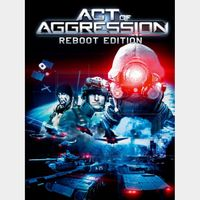 Act of Aggression - Reboot Edition (Instant delivery)