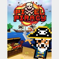 Pixel Piracy (Instant delivery)