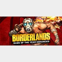 Borderlands Game of the Year Enhanced (Steam - Instant delivery)