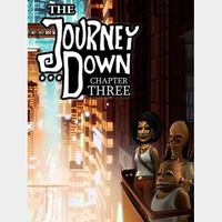 The Journey Down: Chapter Three (Instant delivery)