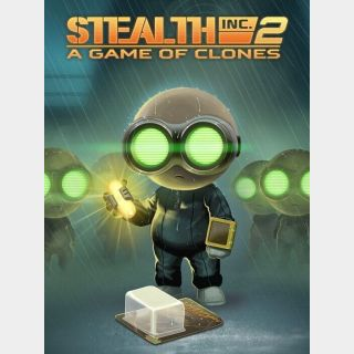 Stealth Inc 2: A Game of Clones (Instant delivery)