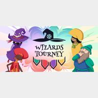Wizards Tourney (Instant delivery)