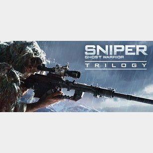 Sniper: Ghost Warrior Trilogy (Instant delivery)