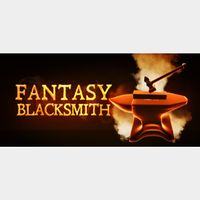 Fantasy Blacksmith (Instant delivery)