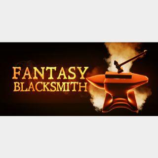 Fantasy Blacksmith (Instant delivery)