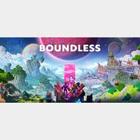 Boundless (Instant delivery)