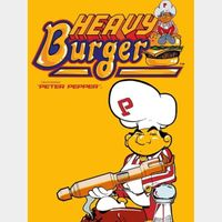 Heavy Burger (Instant delivery)