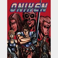 Oniken: Unstoppable Edition (Instant delivery)
