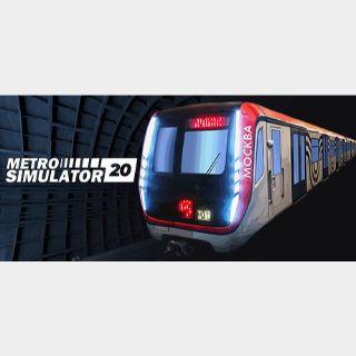 Metro Simulator 2020 (Instant delivery)
