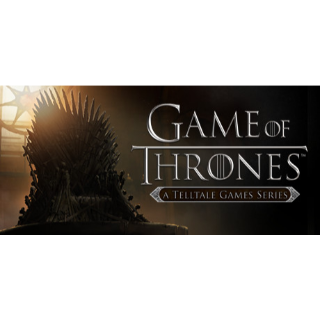 Game of Thrones - A Telltale Games Series (PC Steam - Instant delivery)