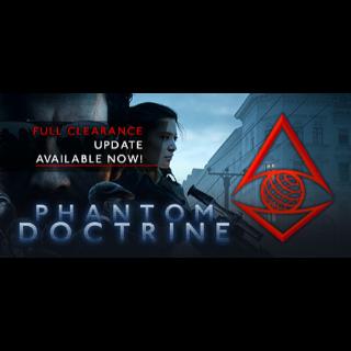 Phantom Doctrine (PC Steam - Instant delivery)