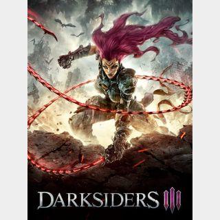 Darksiders III 3 (Instant delivery)