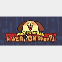 Holy Potatoes! A Weapon Shop?! (PC Steam - Instant delivery)