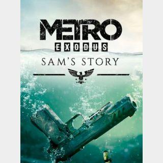 Metro Exodus: Sam's Story (Steam - Instant delivery)