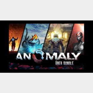 Anomaly Complete Pack (4 games)