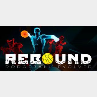 Rebound Dodgeball Evolved (Instant delivery)