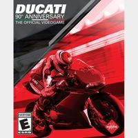 Ducati: 90th Anniversary - The Official Videogame (Instant delivery)