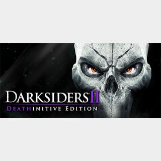 Darksiders II 2 Deathinitive Edition (Instant delivery)