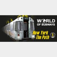 World of Subways 1 – The Path (PC Steam - Instant delivery)