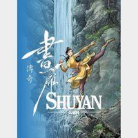 Shuyan Saga (Instant delivery)