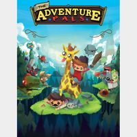 The Adventure Pals (Instant delivery)