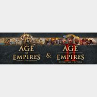 Age of Empires Definitive Edition Bundle (Steam - Instant delivery)