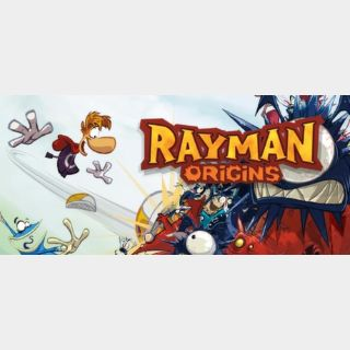 Rayman Origins (Uplay - Instant delivery)