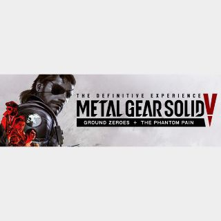 Metal Gear Solid V: The Definitive Experience FULL (Instant delivery)