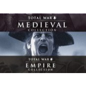 Empire & MEDIEVAL: Total War Collections (Steam - Instant delivery)