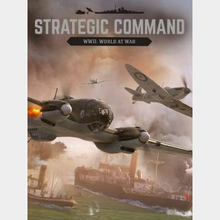 Strategic Command WWII: World at War (Instant delivery)