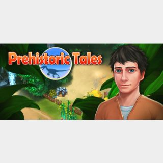 Prehistoric Tales (Instant delivery)