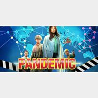 Pandemic: The Board Game (Instant delivery)